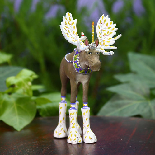 WOODLAND ORNAMENT - Milton Moose