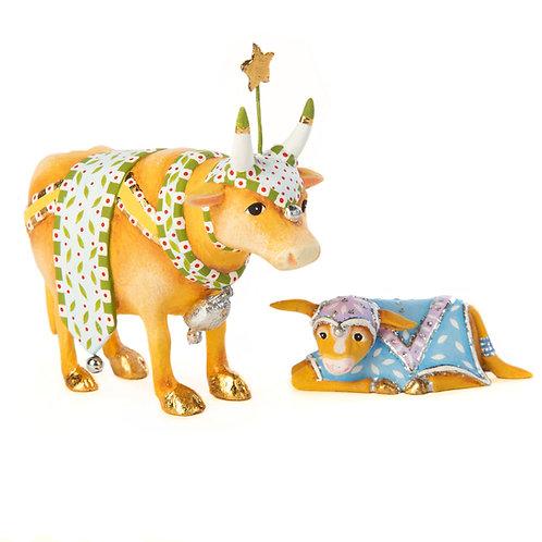 NATIVITY MINI FIGUREN - Cow and Calf