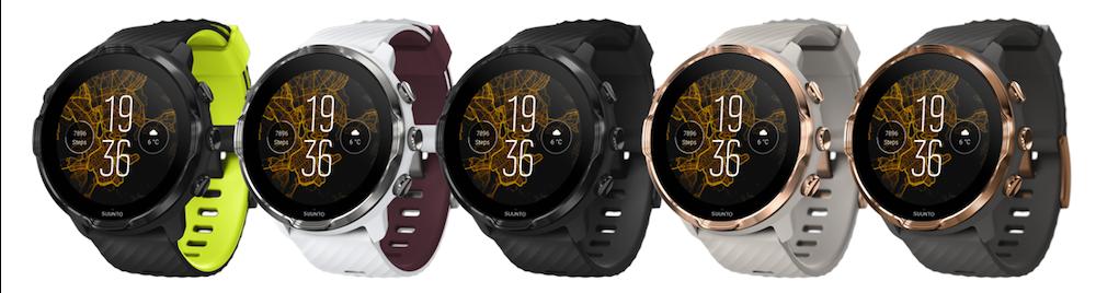 Suunto 7: GPS-Sportuhr und Smartwatch in einem