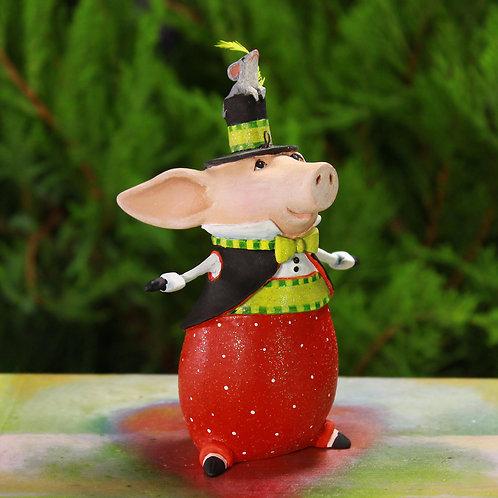 PIGS ORNAMENT - Pierre Pig