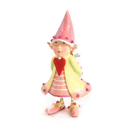 DASH AWAY ELF ORNAMENT - Cupid