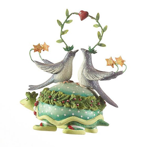 12 DAYS ORNAMENT - 2 Turtle Doves