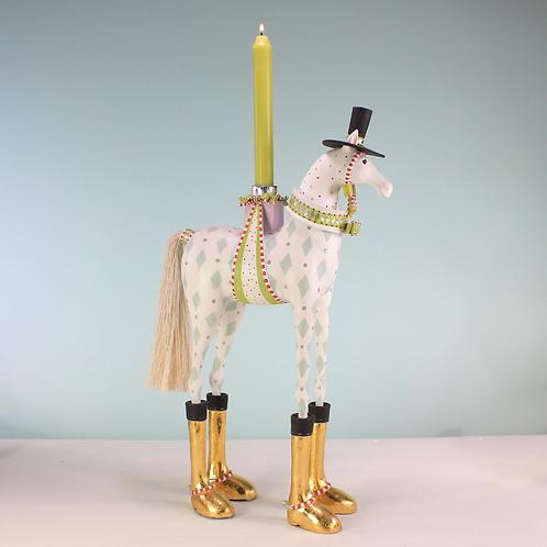 LOVE ACCESOIRES - Arthur Horse Candle Holder