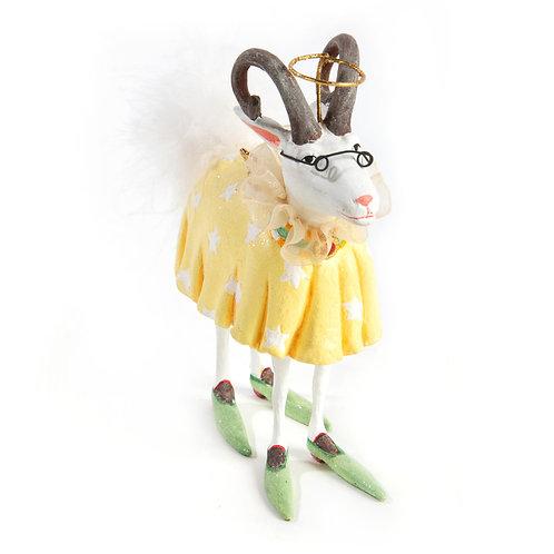 NATIVITY ORNAMENT - Nanny Goat