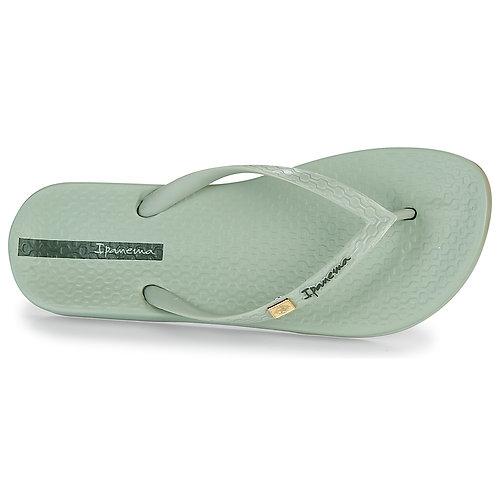 Flip-Flop Anat Brasilidade Fem, green/green