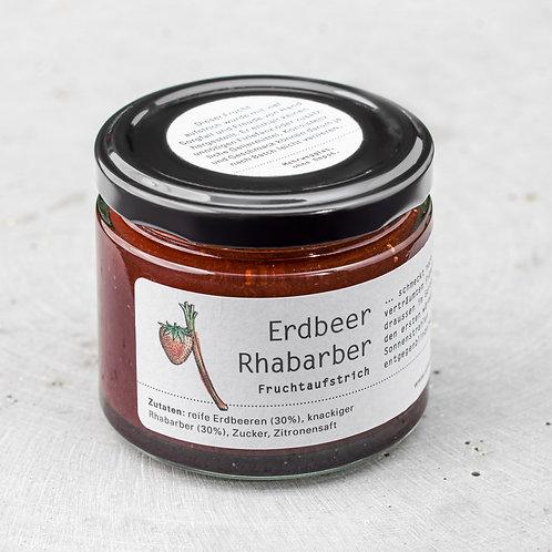 FruchtaufstrichErdbeer-Rhabarber