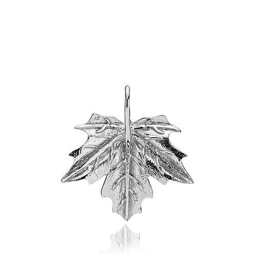 NATURE ANHÄNGER GROSS - Silber