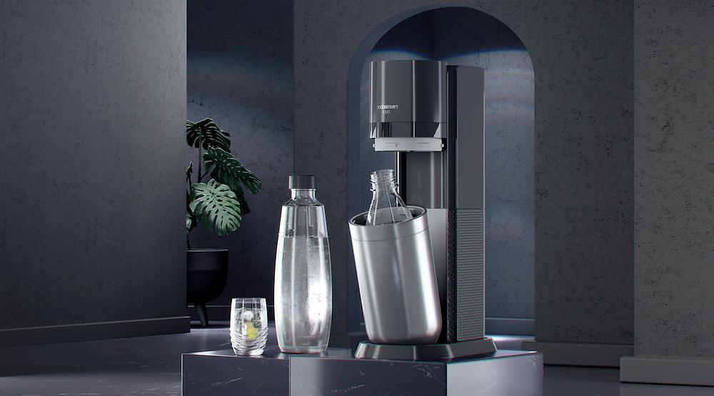 SodaStream «DUO»: Die nächste Generation Wassersprudler ©SodaStream