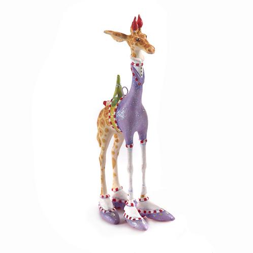 JAMBO! MINI ORNAMENT  - George Giraffe
