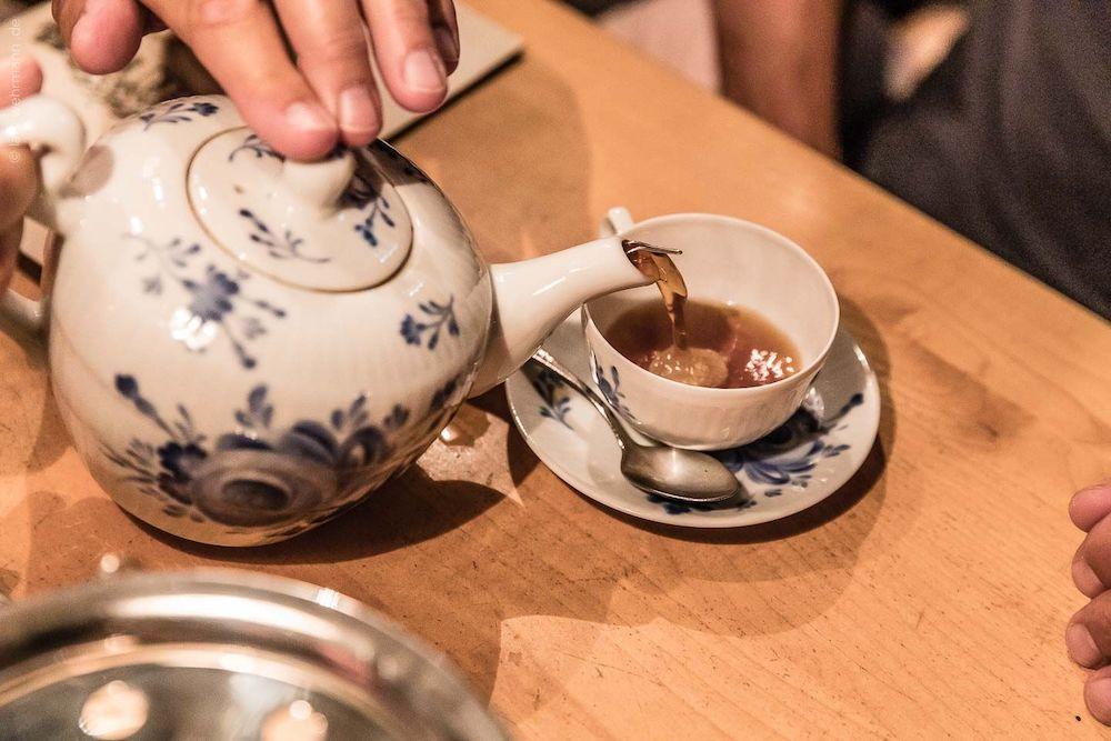 Ostfriesische Teezeremonie ©Lars Wehrmann