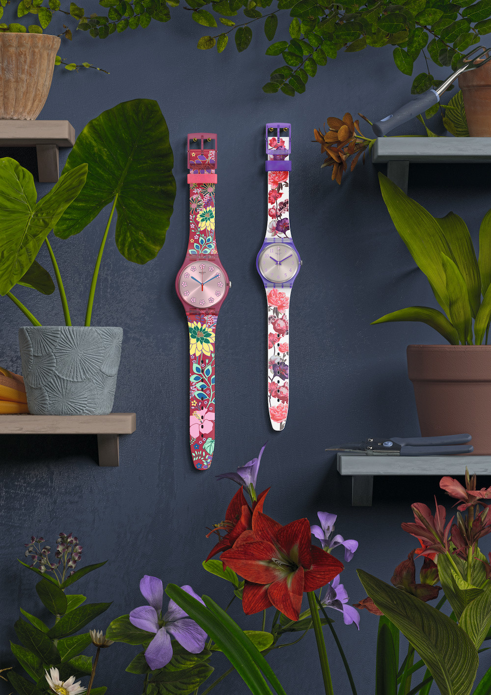 ©swatch lovely garden