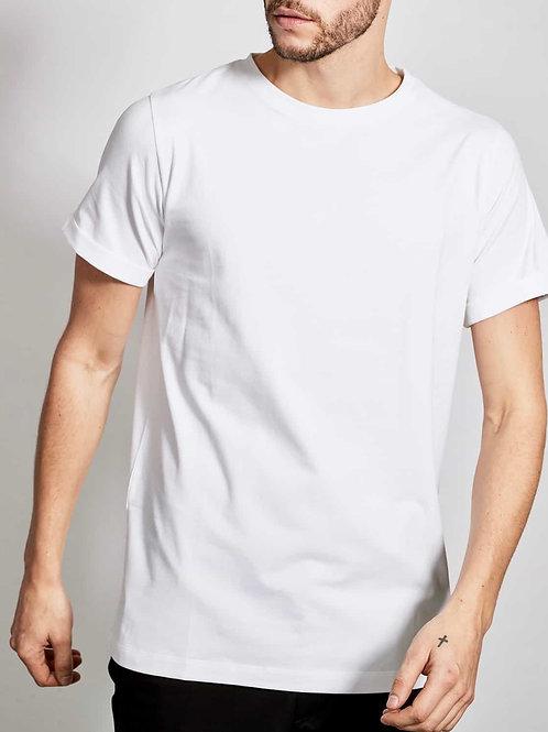 T-Shirt «BOY» in Weiss