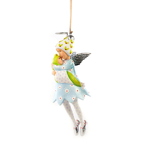 PARADISE ORNAMENT  - Mother & Child Angel