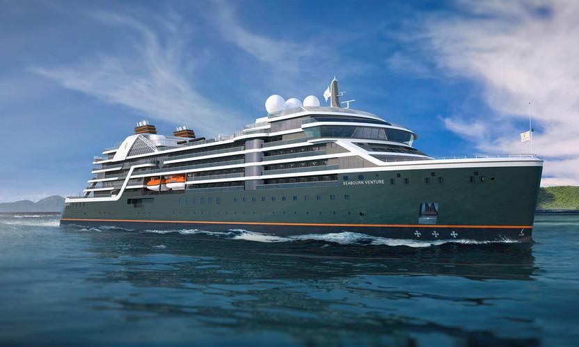 Seabourn Venture – mehr als ein Versprechen