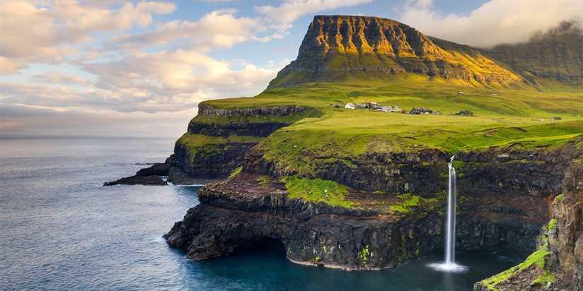 Färöer-Inseln ©Pullmantur Cruises