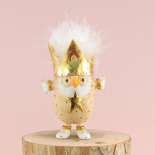 WOODLAND ORNAMENT - Otto Owl