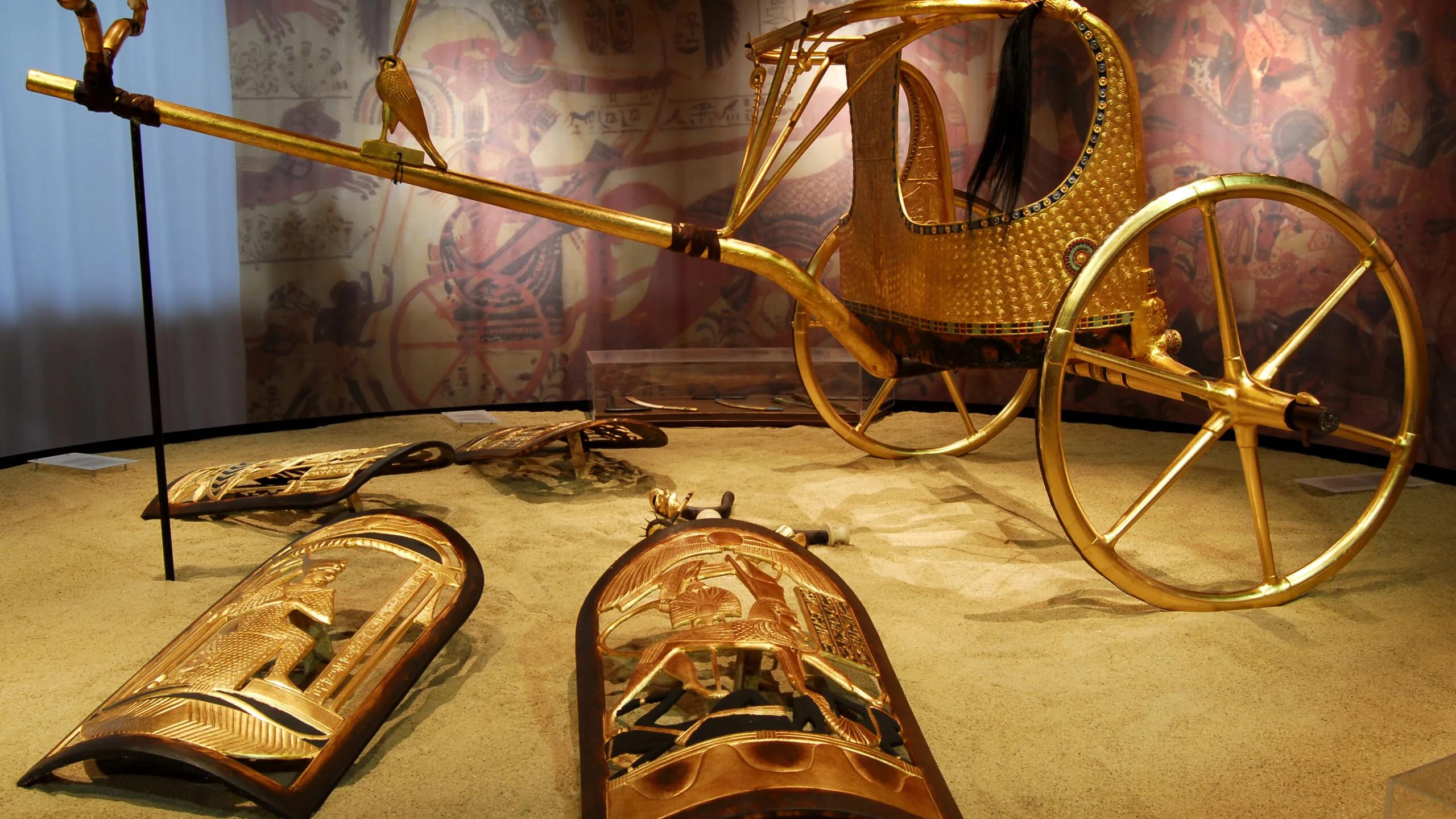 Tutanchamun: Sein Grab und die Schätze