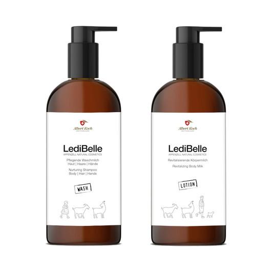 Die neue Körperpflege von LediBelle – gut für die Haut, gut für die Umwelt