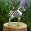 Thumbnail: JAMBO! MINI ORNAMENT  - Zeke Zebra
