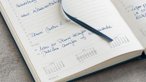 Neues Jahr, neue Ideen – Wir verlosen sechs Wochenkalender von LEUCHTTURM1917!