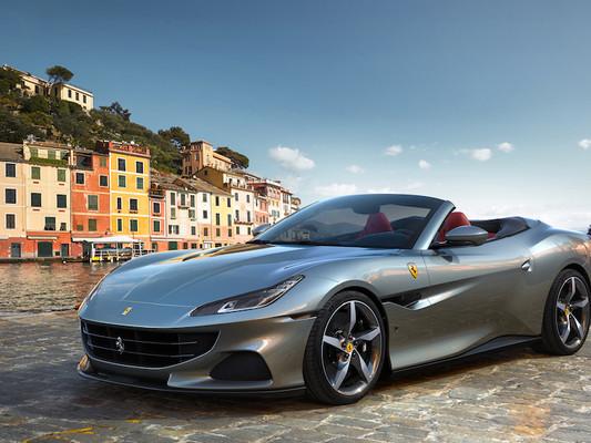 Ferrari Portofino M: eine Reise der Wiederentdeckung
