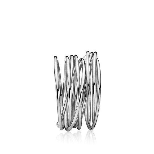 UNIVERSE RING Silber