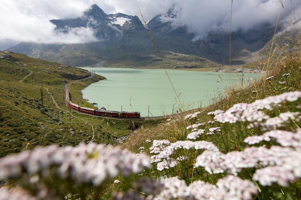 ©Bernina Glaciers