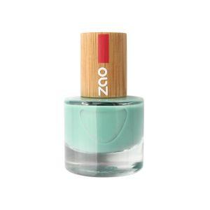 ZAO Nagellack – 660 Vert d'eau