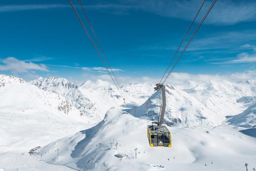 Das erste Skigebiet ist startklar für den Winter
