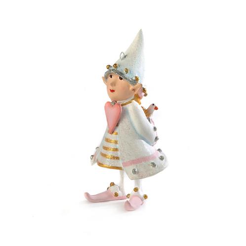 MOONBEAM ELF ORNAMENT - Cupid's Elf