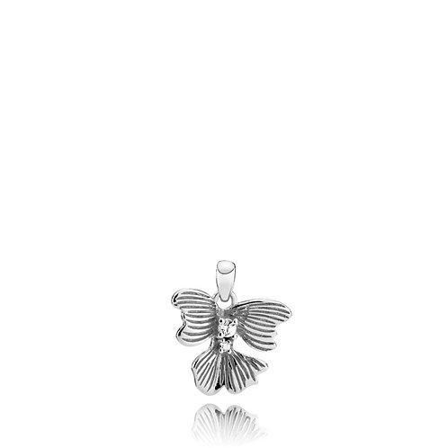 VIOLET ANHÄNGER Silber - Kristallglas