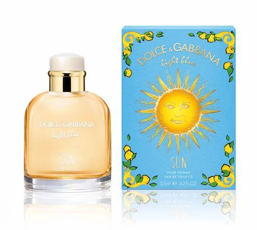Light Blue Sun ©Dolce & Gabbana