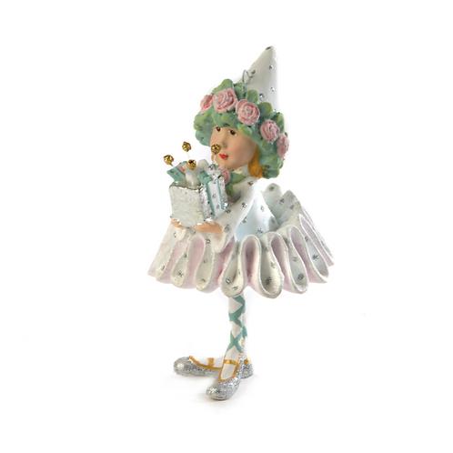 MOONBEAM ELF ORNAMENT - Dancer's Elf