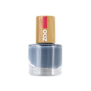 ZAO Nagellack – 670 Bleu gris