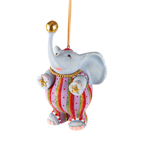 JAMBO! ORNAMENT - Anika Elephant