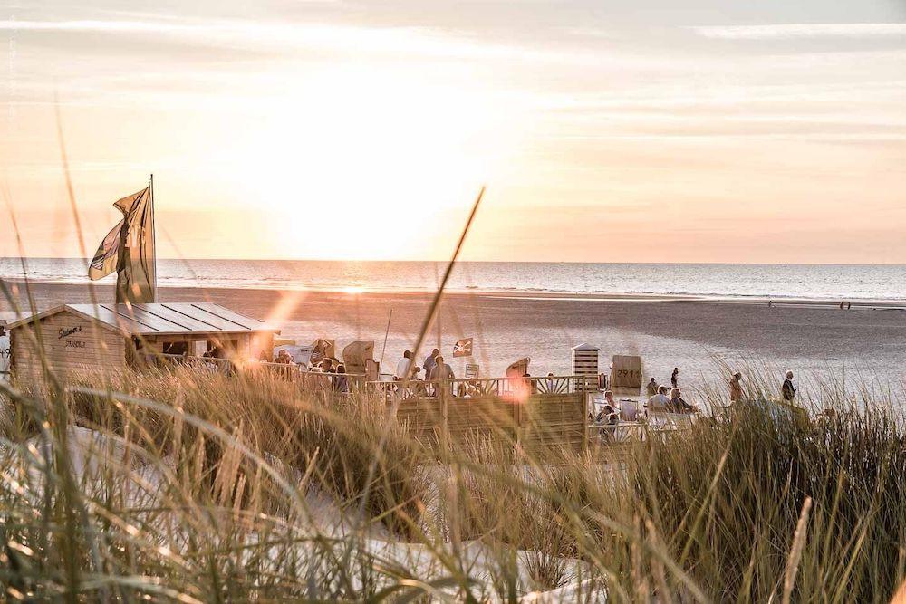 Strandbar auf Baltrum ©Lars Wehrmann