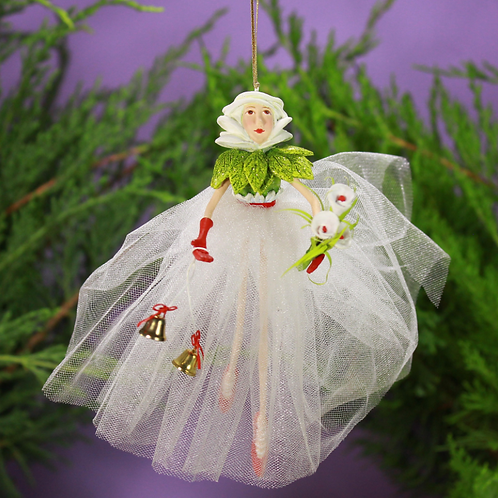 FAIRY ORNAMENT - Lilly