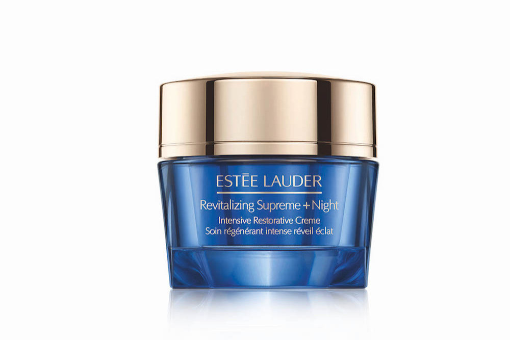 Revitalizing Supreme+ Night Intensive Restorative Creme ©Estée Lauder