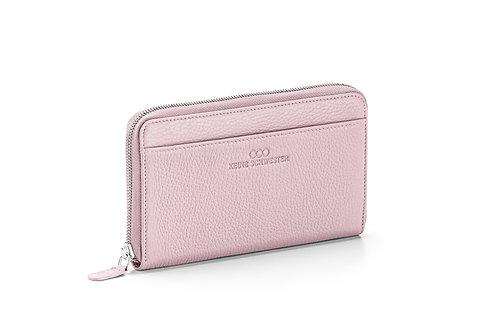 Portemonnaie «Okka» soft in Flieder