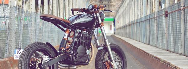 honda xr 600 duke motorcycle nice