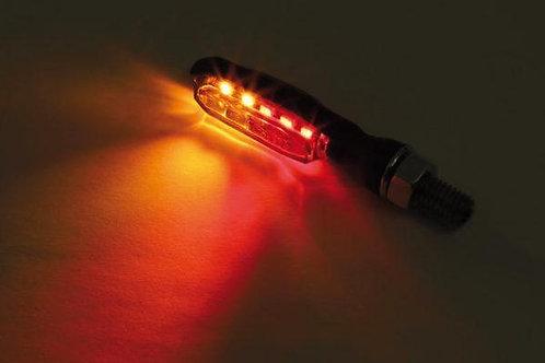 Clignotant + feux stop LED HIGHSIDER SONIC