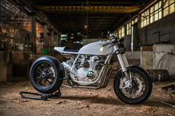honda cb 500 FOUR CAFE RACER