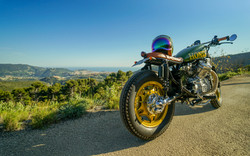 honda cx 400 500 cafe racer duke