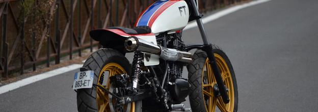 honda ft 500 FLAT TRACK DUKE MOTORCYCLES NICE