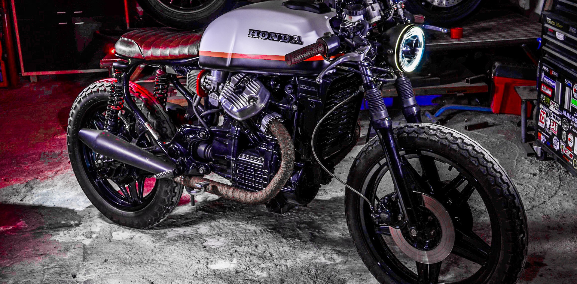 honda cx 500 CAFE RACER