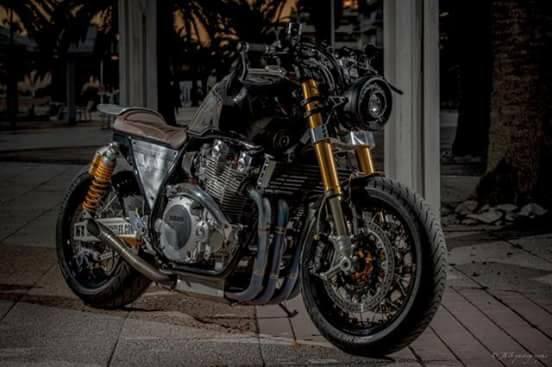 yamaha xjr cafe racer dukemotorcycles nice
