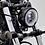 Thumbnail: Phare LED Daytona Noir fixation centrale ou latérale