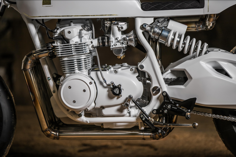 honda cb 500 FOUR CAFE RACER