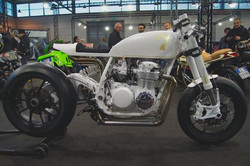 honda 500four cafe racer duke