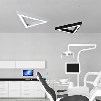 Matrix 3Eck Medical mit TrueLight Technologie. Farbbrillianz mit Original Samsung LED Technik